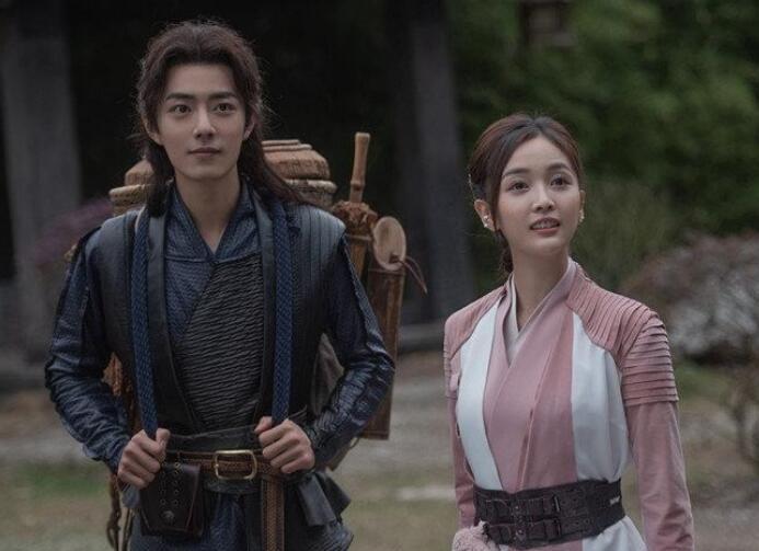 网传肖战再拍《斗罗大陆2》,女主将换人,由赵露思出演小舞?