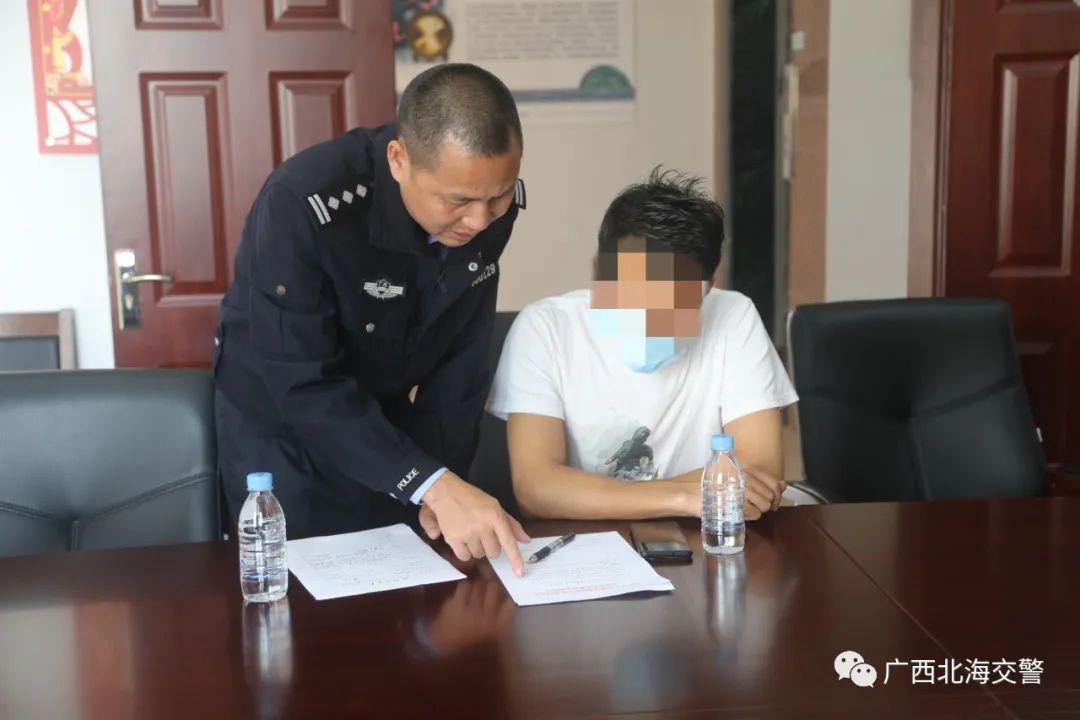 女子街头策马奔腾被警方约谈,网友怒了:要流量不要命?