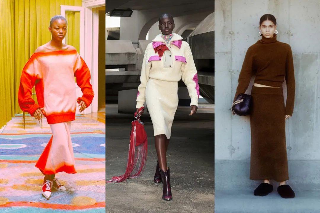 FW21 时尚月的五大流行趋势