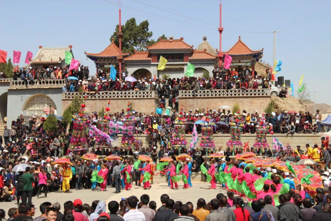 白草寺:源远流长的清涧道情文化聚落中心