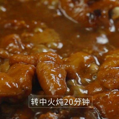 酱香浓郁的开胃鲁菜,三步学会秘制酱焖鸡 酱焖鸡 第21张