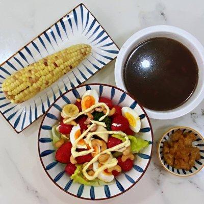 轻食简餐,春季减肥正当时 孕妇菜谱做法 第8张