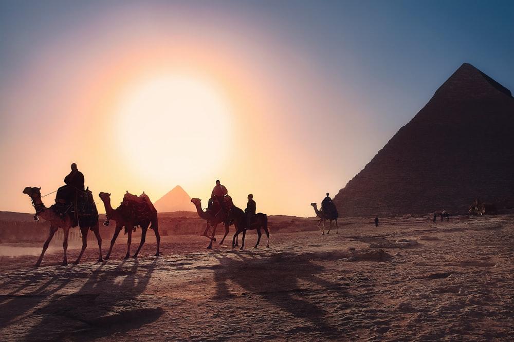 探秘尼罗河③ 为什么会有人觉得,埃及金字塔是伪造的?