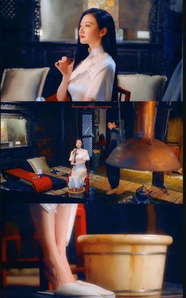 旗袍大赏!景甜《司藤》到底穿过多少件旗袍?每套都让人移不开眼
