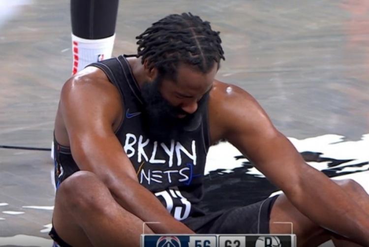 哈登谈受伤:感觉还好 已经准备好参加下一场比赛