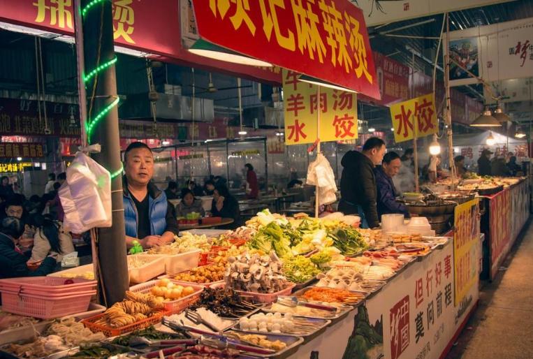 适合街头的流动小吃摊具体有哪些?