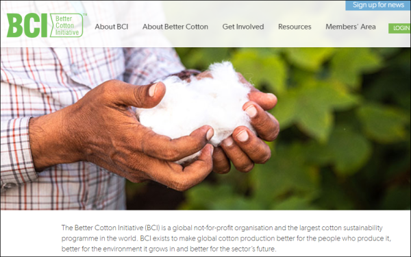带头抵制新疆棉花的BCI,究竟是个什么组织?