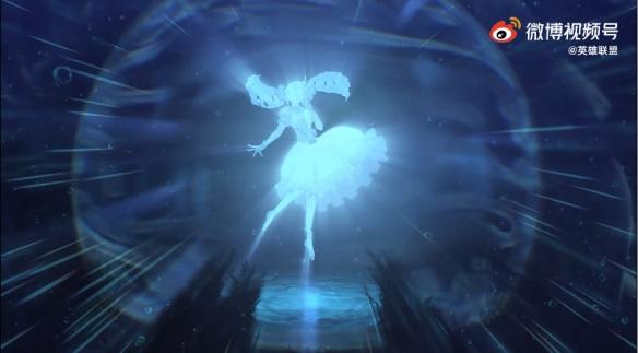 《英雄联盟》新英雄技能展示!灵罗娃娃格温登场