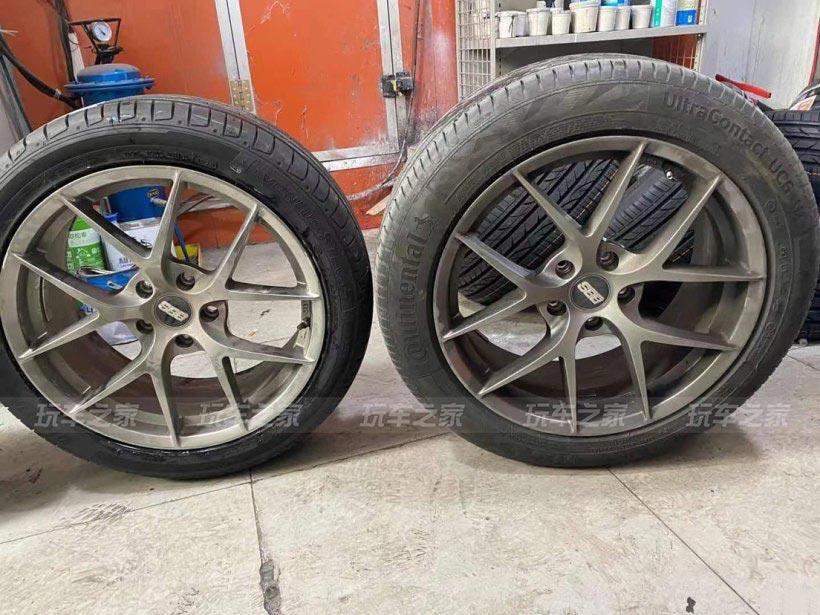 小年轻提吉利缤越两年总结 改装轮毂避震颜值高涨