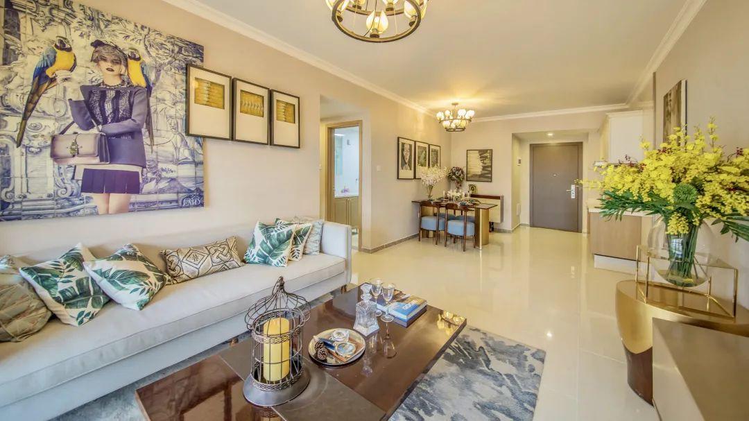 精装现房总价38万起,惠州富力湾开启你抱团养老新模式