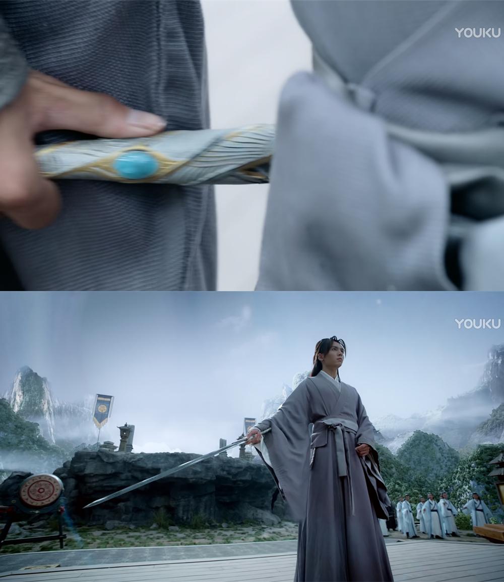 专访 《山河令》导演成志超:武侠剧需要新的方法迎合观众