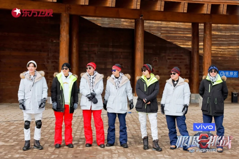 """"""" the limit is challenged """" the 7th season is returned to tonight, guo Jingfei leaves inch of head to change """" a tough guy """""""