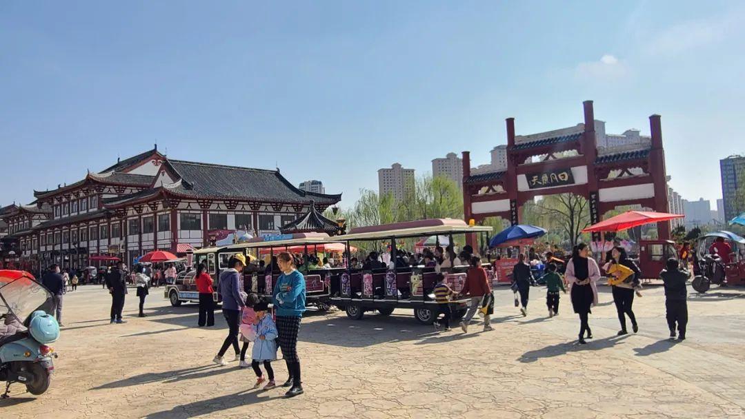 定西市清明假日文化旅游市场快速恢复