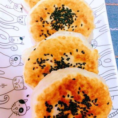 原来做孩子最爱超香酥柔软的发面糖饼这么简单 美食做法 第5张