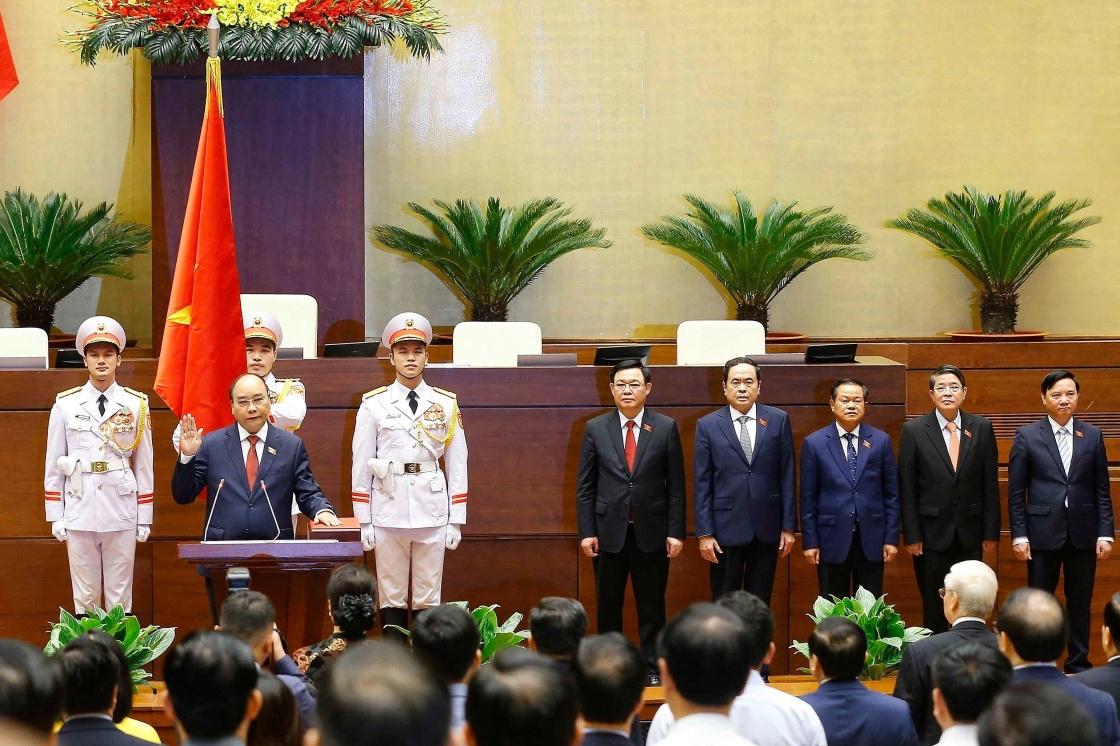 """越南新""""四驾马车""""全部亮相,或将成为更突出的地区势力"""