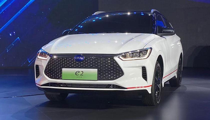 比亚迪宣布纯电车型全系切换刀片电池,并一口气上市了这四款新车