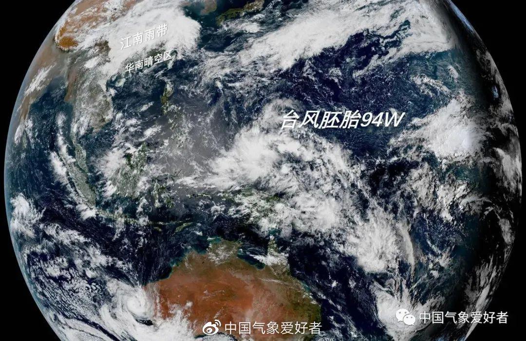 36℃→20℃!2号台风舒力基正在酝酿!海南未来天气…
