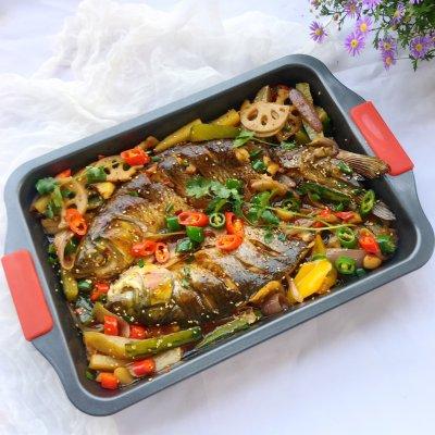 怎样用烤箱烤鱼(烤箱版的家庭香辣烤鱼最过瘾的吃法) 个人心得 第18张