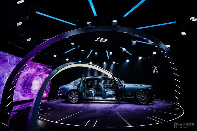 劳斯莱斯天魄典藏版车型发布 全球限量20台