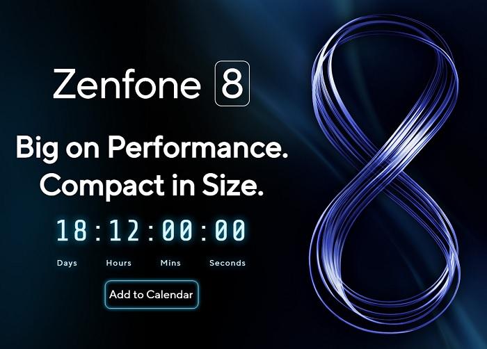 华硕宣布将于5月12日发布Zenfone 8系智能机新品-第1张图片-IT新视野
