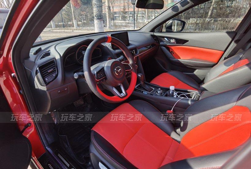 马自达CX-4提车半年总结 改装初体验分享