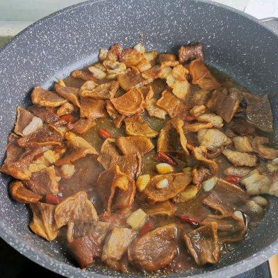 自从学会家乡萝卜干炒五花肉,就没有不想吃饭的时候 美食做法 第8张