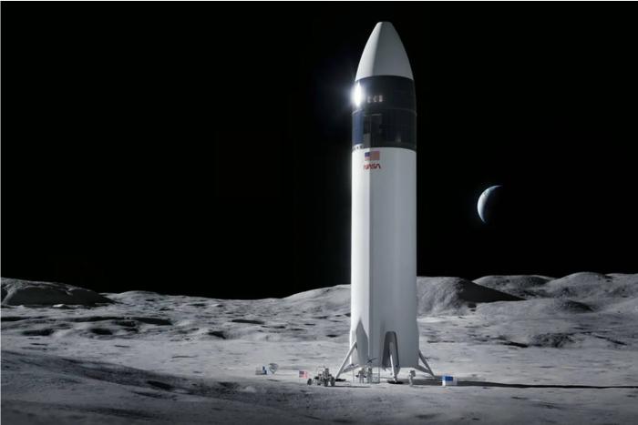 NASA暂停SpaceX价值29亿美元的月球着陆器合同-第1张图片-IT新视野