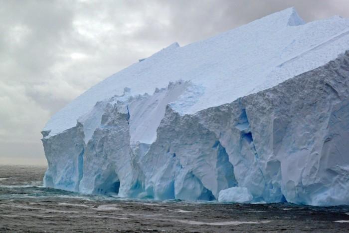研究显示南极冰盖融化导致的海平面上升高度比预想高出30%-第1张图片-IT新视野