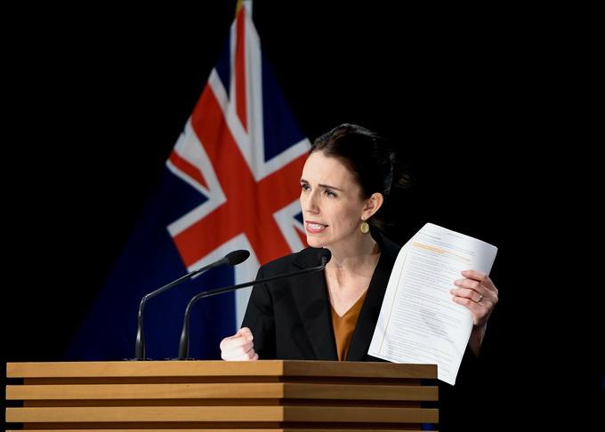 新西兰总理:与中国的分歧愈加难以调和