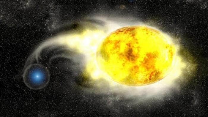 """新研究发现神秘的无氢超新星揭示了恒星曾经历剧烈爆炸或""""死亡之痛""""-第1张图片-IT新视野"""