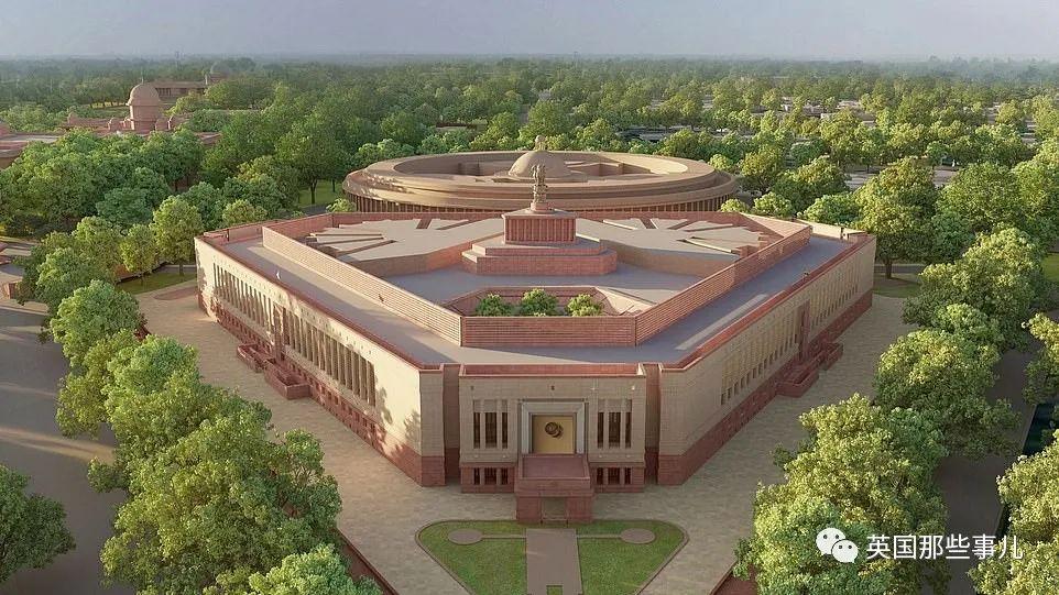 印度已成人间炼狱,总理莫迪却先花18亿美金,整修自己的官邸...