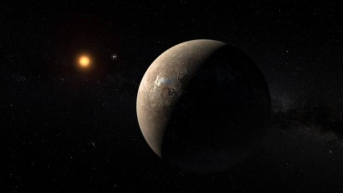 """比邻星出现巨大的耀斑:它对外星""""邻居""""的生命机会意味着什么?"""