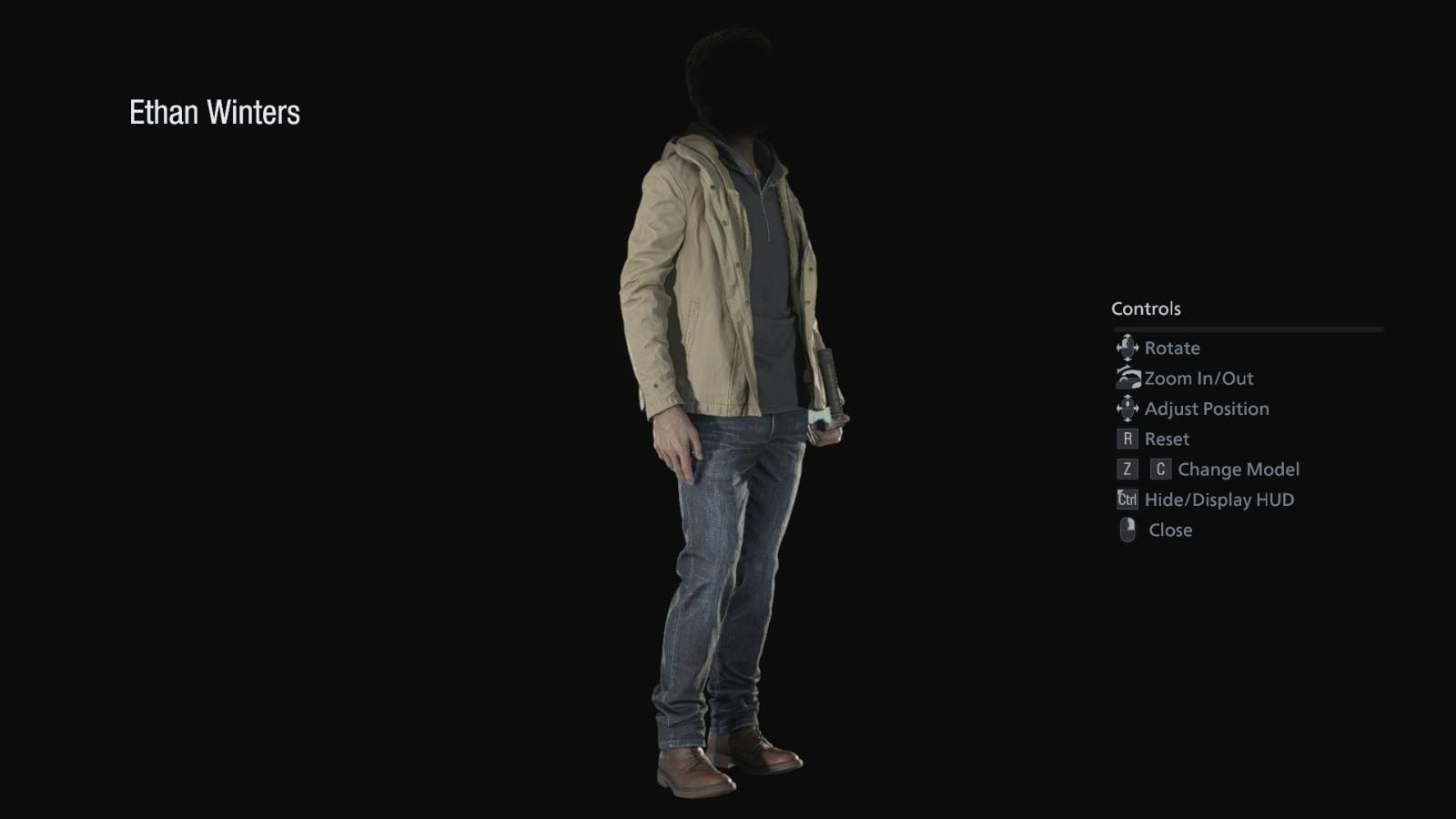 《生化危机8》新Mod还原伊森真面目 原来是个帅哥
