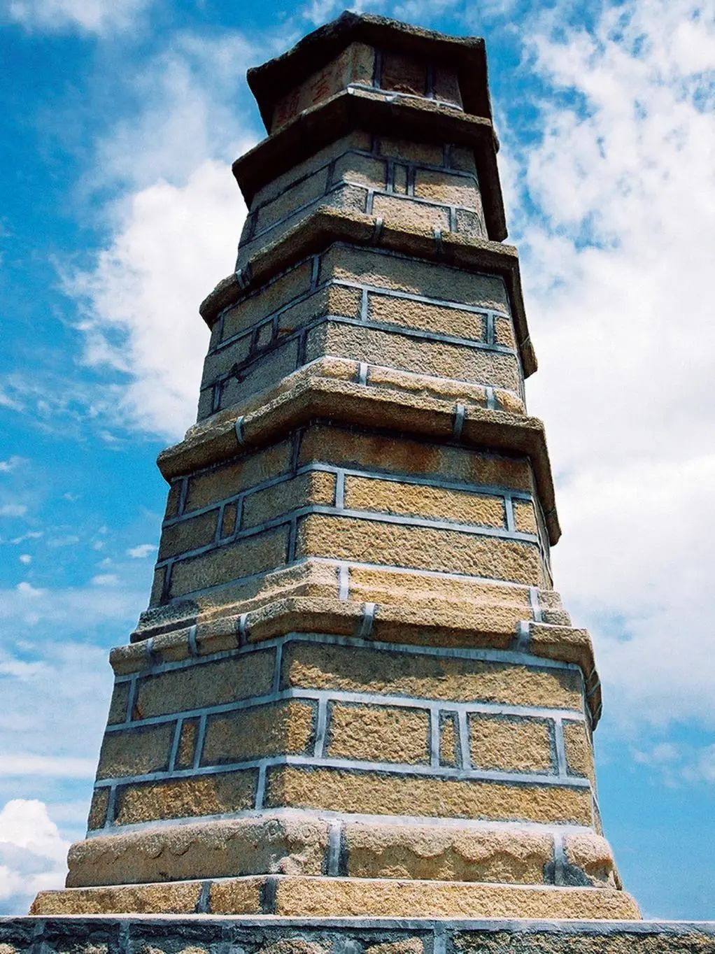 """翔安这里有座明代石塔,还是海外华侨寻根的""""灯塔""""!"""