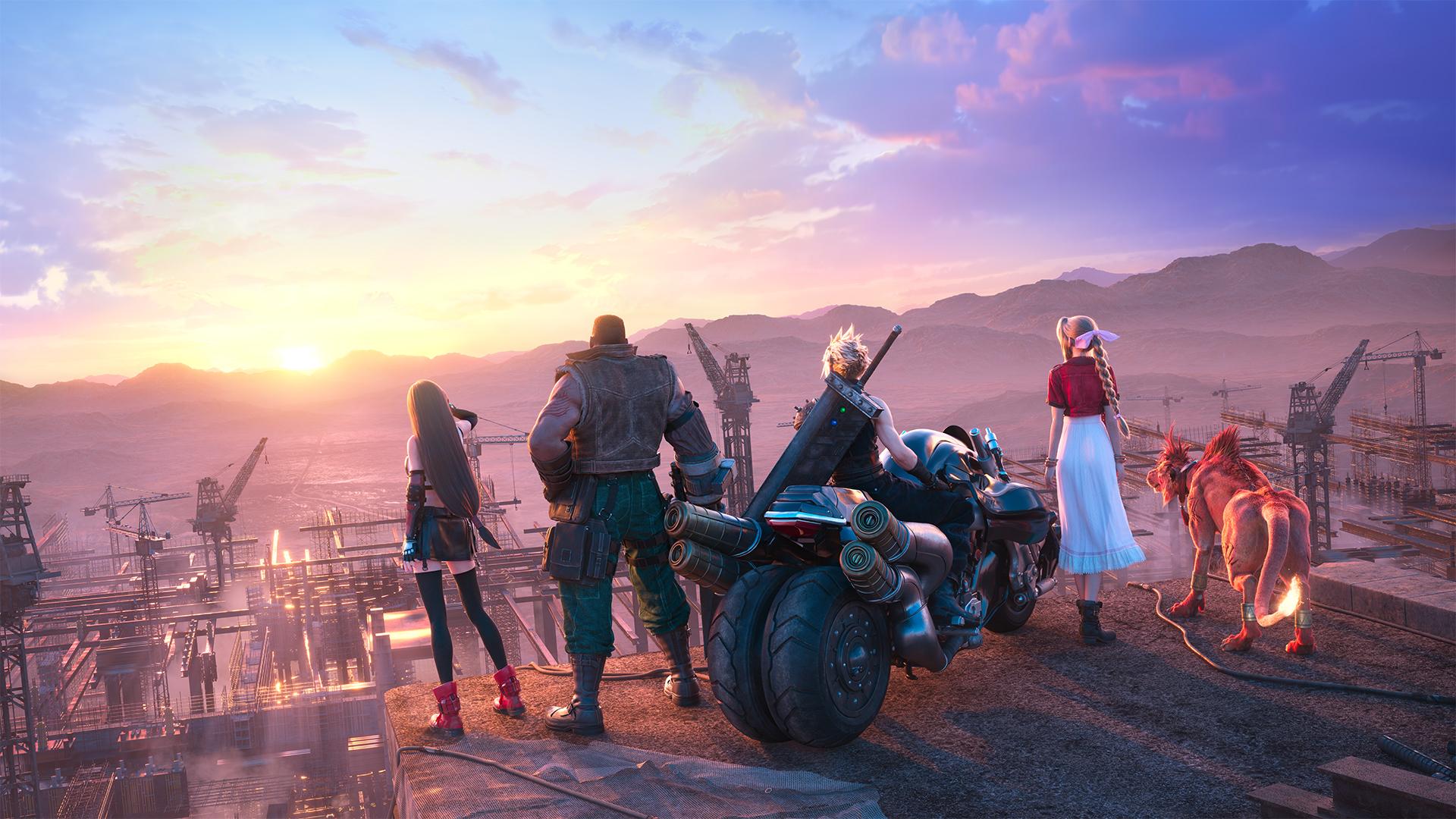 《最终幻想7 重制版 Intergrade》新图公开 详细介绍尤菲技能