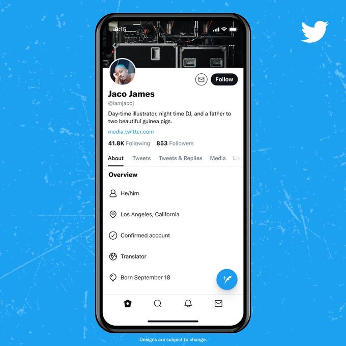 Twitter正在重新启动知名账户认证工作 蓝色标识将回归