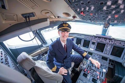 Diego:我在中国开飞机,期待能驾驶中国制造的飞机飞往世界各地