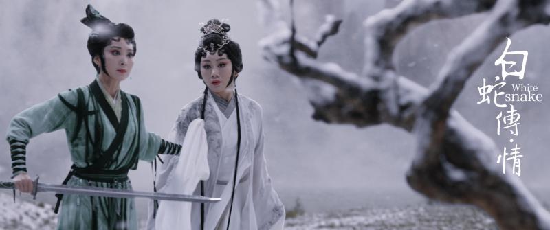 豆瓣8.1分!《白蛇传·情》成今年口碑最高国产片
