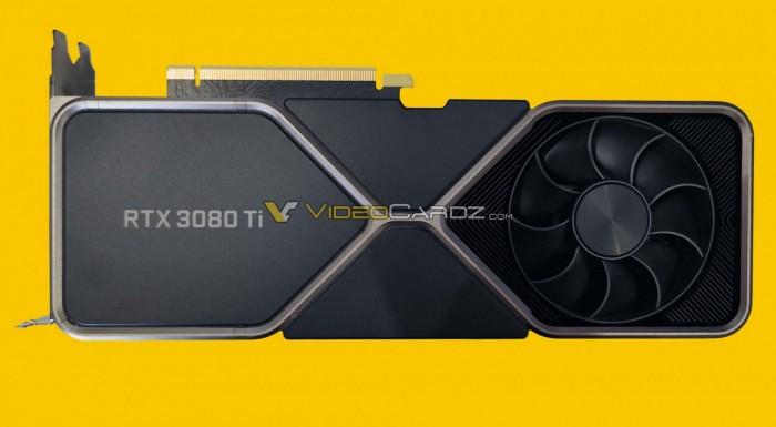 外媒曝光英伟达RTX 3080 Ti公版外形与完整规格