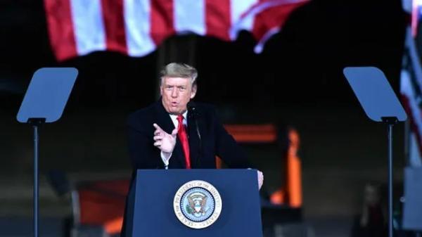 特朗普本周正式回归美国政治舞台,2024年真要再次竞选?