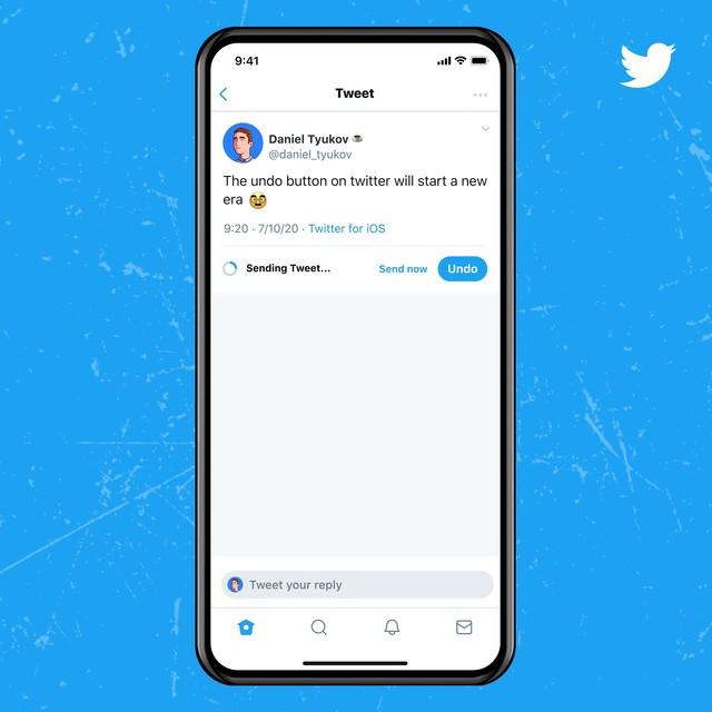 Twitter收费了 付费推特账号用户可撤回消息