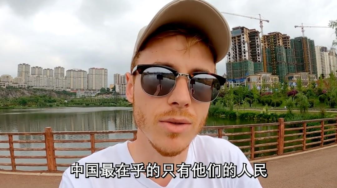 """""""这就是为什么中国总是快人一步的原因!"""""""