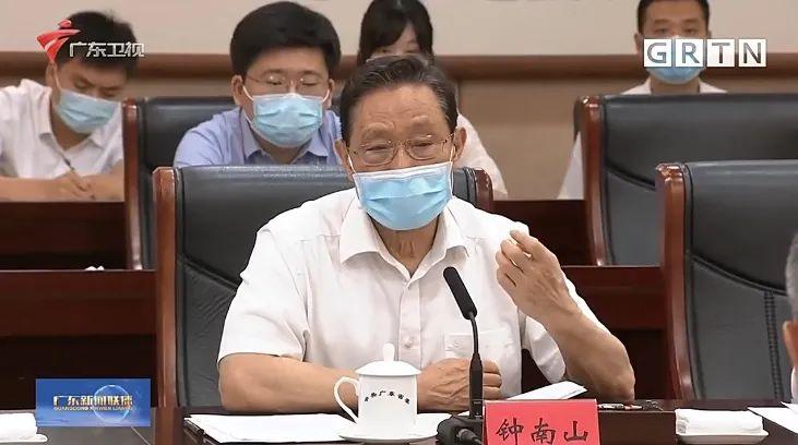 广州新增确诊系隔离酒店密接排查发现!钟南山最新发声