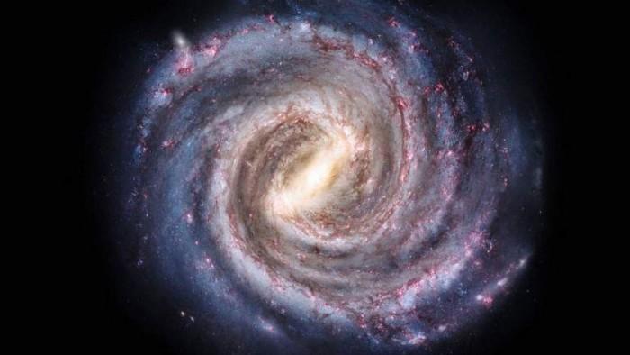 科学家研究认为暗物质减缓了银河系的星系棒旋的旋转速度-第1张图片-IT新视野