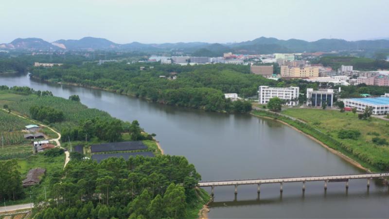 """惠州沙河、淡水河上榜""""广东十大美丽河湖优秀治理案例"""""""
