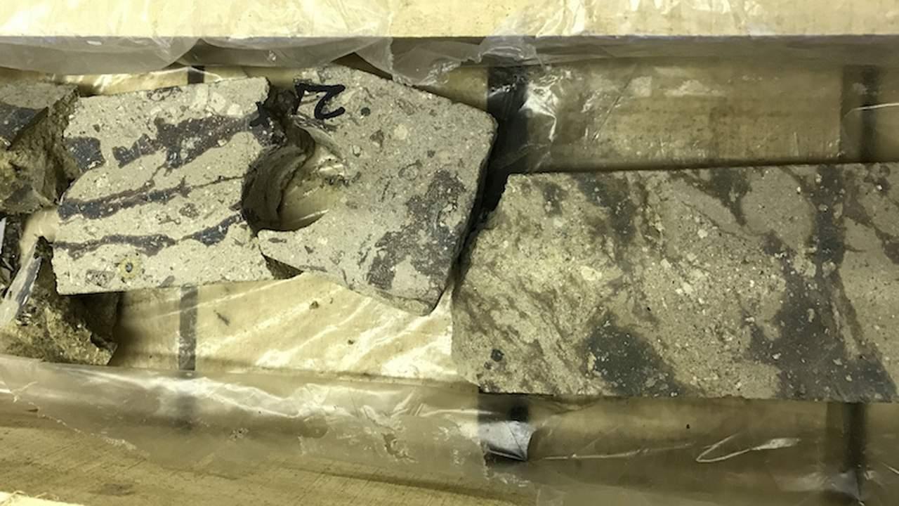 乌克兰巨大的陨石撞击可追溯到6500万年前-第1张图片-IT新视野