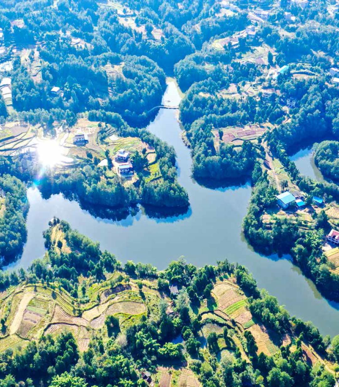 绿色发展示范案例(99) 国家生态文明建设示范区——四川省南充市仪陇县