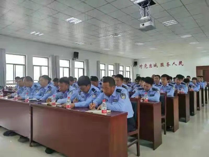 【全警实战大练兵】临夏州公安局举办全州户籍业务培训班