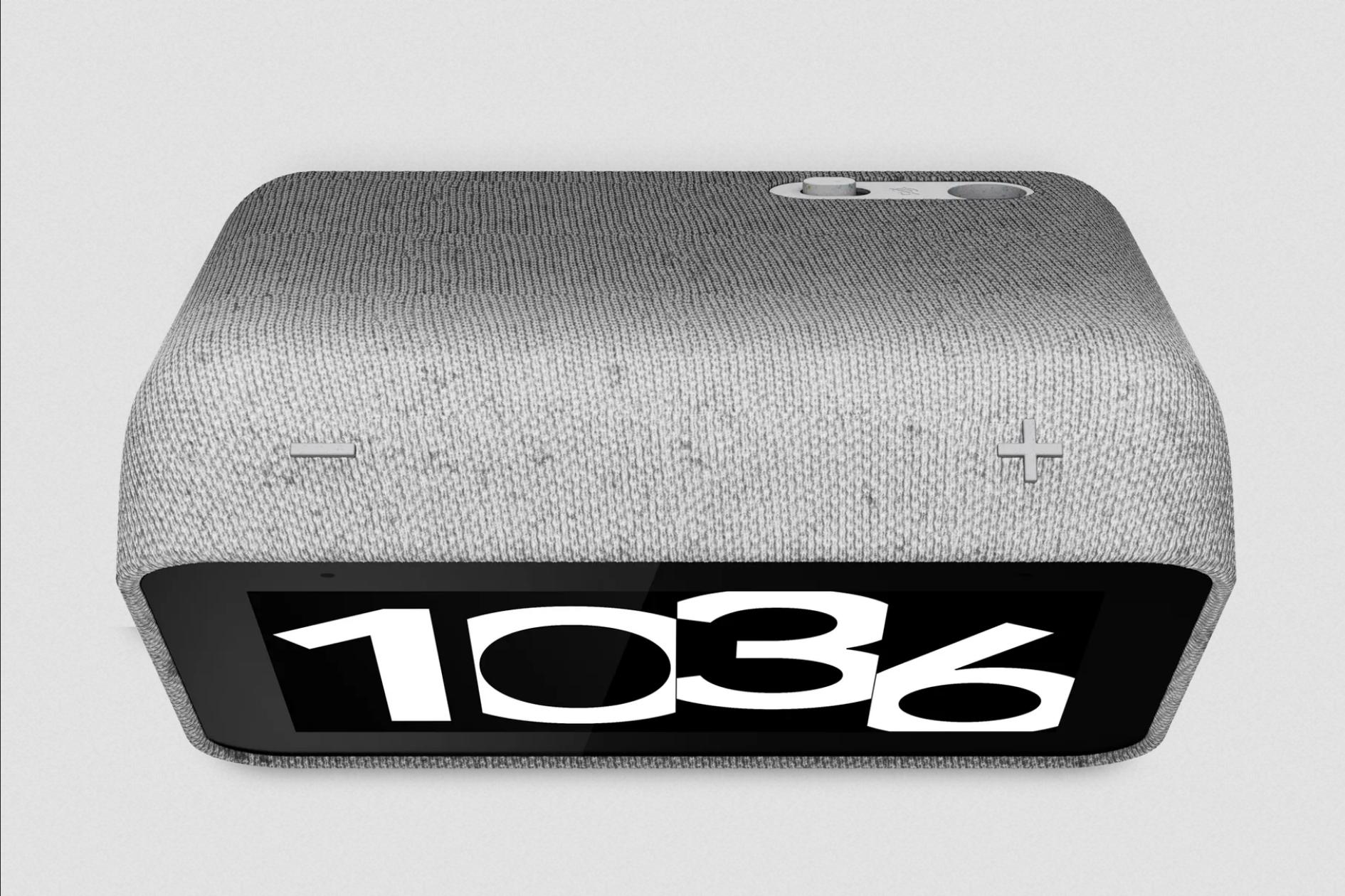联想发布新款智能闹钟产品Smart Clock 2-第1张图片-IT新视野