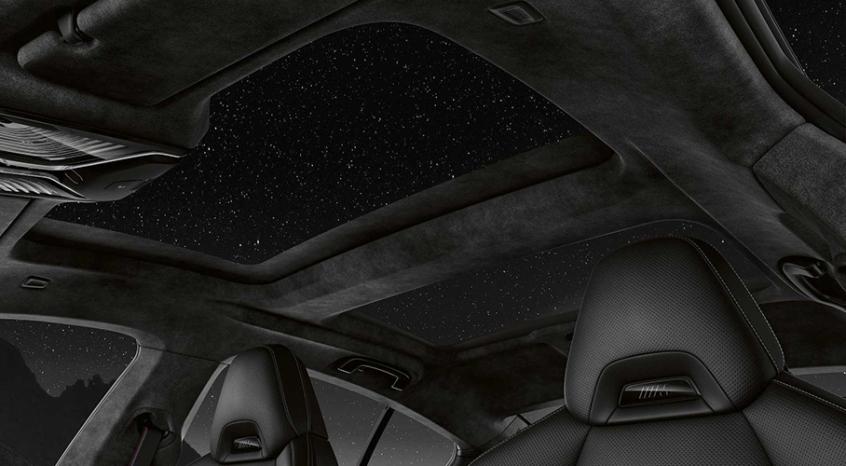 冰冷黑颜色的宝马X5见过吗?宝马X5/8系特别版官图发布
